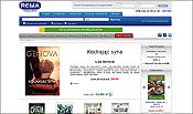 Księgarnia internetowa REMA