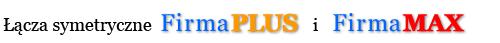 Łącza symetryczne FirmaPLUS i FirmaMAX